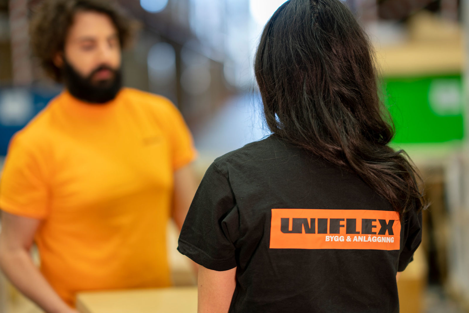 Uniflex Bemanning - Logistik