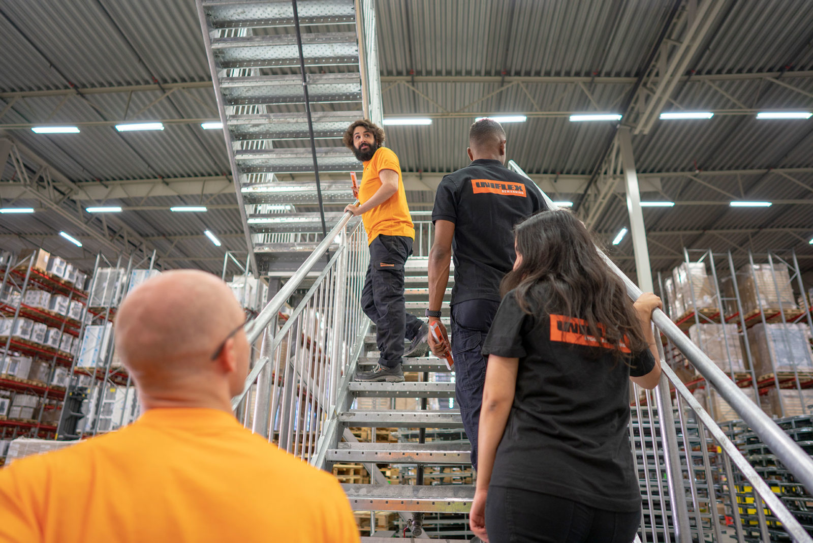 Uniflex Bemanning - Logistik